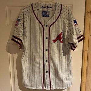 Vintage Starter Atlanta Braves Baseball Jersey